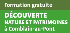"""IPEPS Jemeppe: formation """"Découverte Nature et Patrimoines"""""""