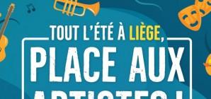 """C'est la dernière de l'été pour """"Place aux Artistes"""" ce samedi 28 août!"""