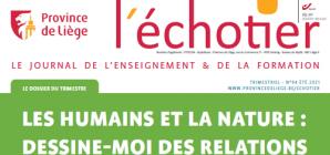 Le nouveau numéro de L'Echotier est en ligne!