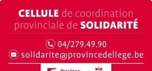 Cellule de coordination provinciale de solidarité