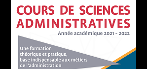 Les sciences administratives: une formation pointue pour le personnel des pouvoirs locaux