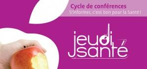 Jeudi Santé : cycle de conférences 2021