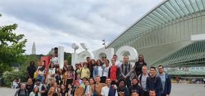Erasmus In Welcome Week 2021