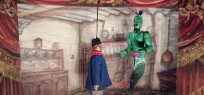 Le théâtre de marionnettes passe au Covid Safe Ticket.