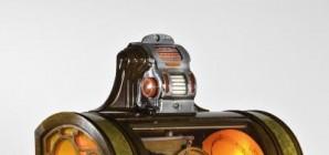 """""""Le juke-box Packard Manhattan des années 1940"""""""