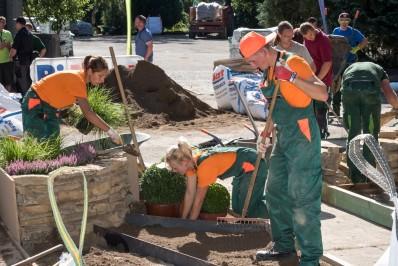 IPEA La Reid: à vos marques, prêts, jardinez!