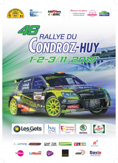 46ème édition du Rallye du Condroz