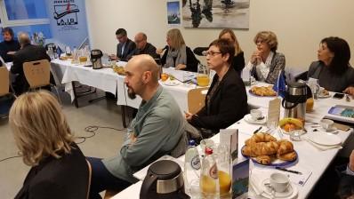 Rencontre du Comité d'Accompagnement Technosphère 1 et Technosphère 2.0