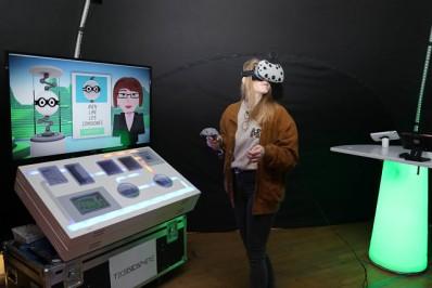 La Technosphère,  le virtuel pour découvrir les métiers scientifiques et technologiques