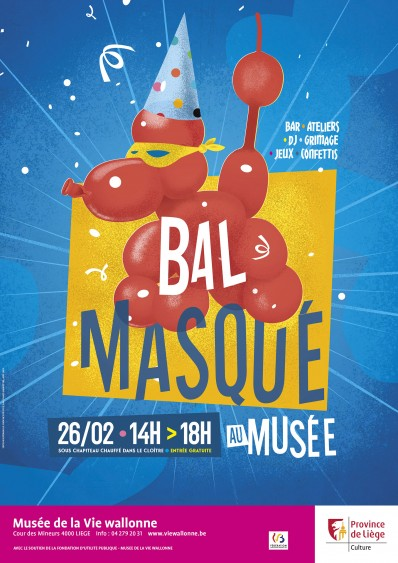 Bal masqué 2020