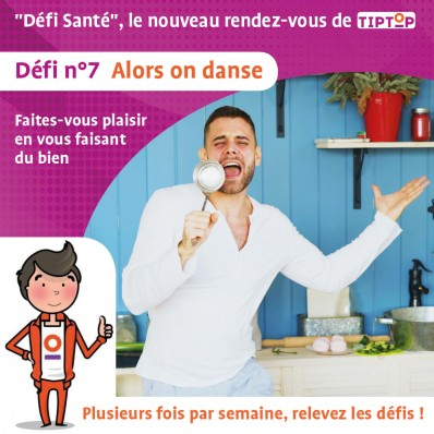 DÉFI SANTÉ N°7