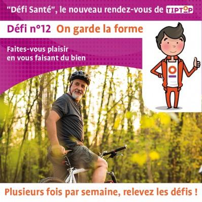 DÉFI SANTÉ N°12