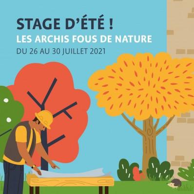 Stages au Château de Jehay