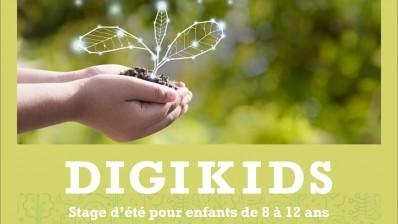 Stages Digikids Créalab Province de Liège