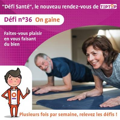 DÉFI SANTÉ N°36