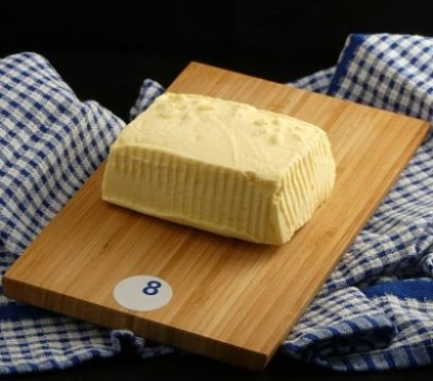 Beurre au lait cru