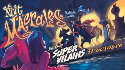 Visuel promo Nuit des Marcrales #3