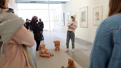 Visite du Trinkhall Museum, le Mad Musée métamorphosé