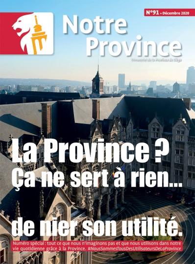Notre Province N°91 - Décembre 2020