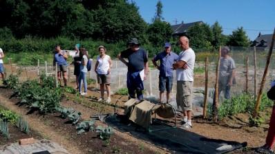 Services agricoles - Laboratoire