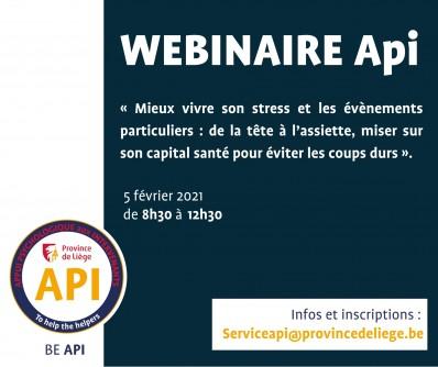 Webinaire API