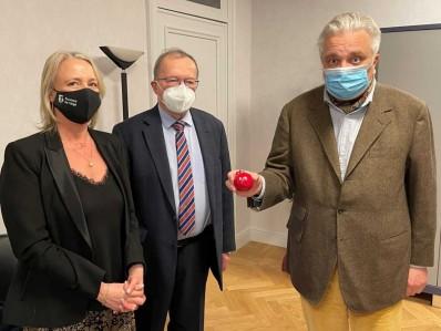La Province de Liège et la Fondation Prince Laurent s'associent pour le bien-être des animaux… et de leurs compagnons.