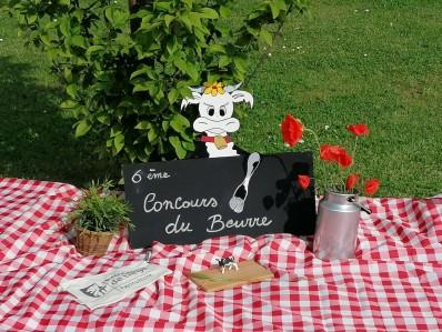 6ème édition du concours du beurre de ferme au lait cru