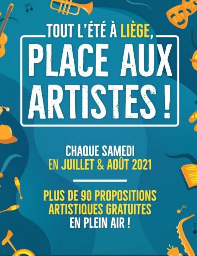Place aux Artistes