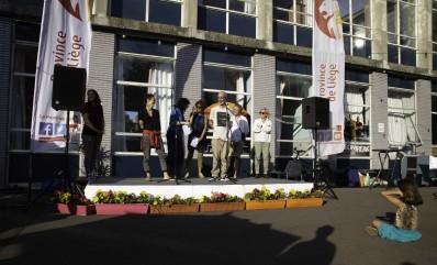 Rencontres Théâtre Jeune Public - Théâtre de l'EVNI ©ProvincedeLiège