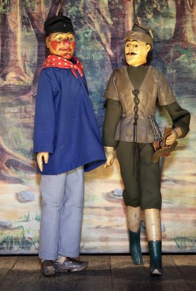 Tchantchès et Robin des Bois