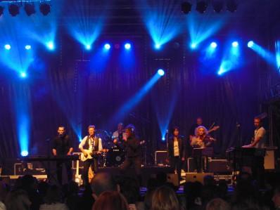 SUN 7 BOULEVARD en concert aux Fêtes de Wallonie