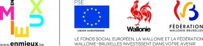 L'IPEPS Verviers Commercial bénéficie du soutien du FSE