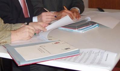 Signature Charte d'Amitié