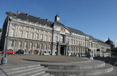 Le Palais provincial.