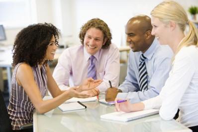 Talen in het bedrijf