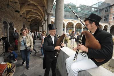 Le Musée de la Vie wallonne en fête