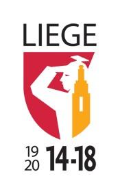 Liège: Logo du Centenaire 14-18 en province de Liège