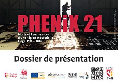 Dossier de présentation Expo Phénix 21