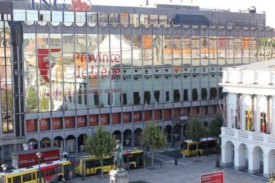 La Rue Clémenceau à Liège (Opéra et Province de Liège)