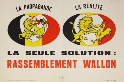 Tract du Rassemblement wallon (1970 )