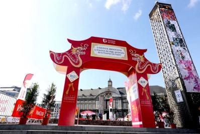 Chinatown Liège 2016