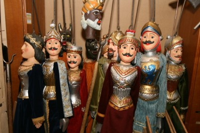Das Marionettentheater