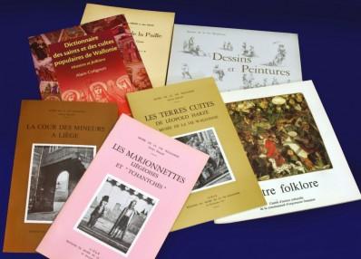 Publications de la F.UP.