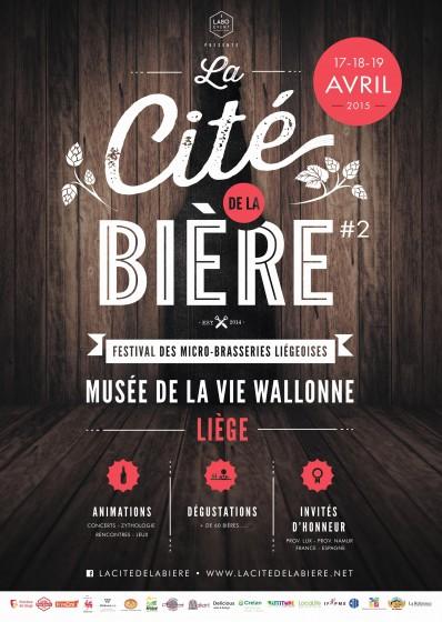 La Cité de la Bière - Edition 2015