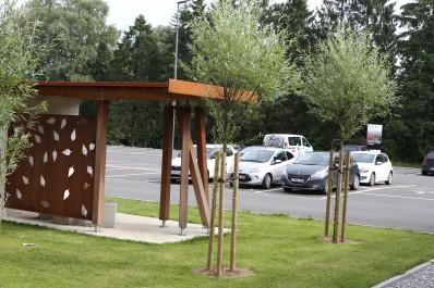 Parking d'EcoVoiturage
