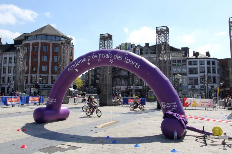 Académie provinciale des Sports - Vélo