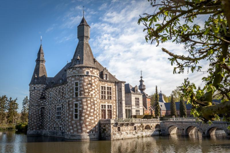 Jehay Kasteel – Province de Liège ©