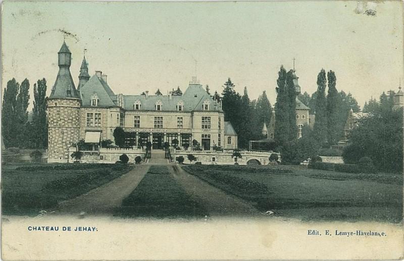 Vijf eeuwen geschiedenis en architectuur - Province de Liège ©