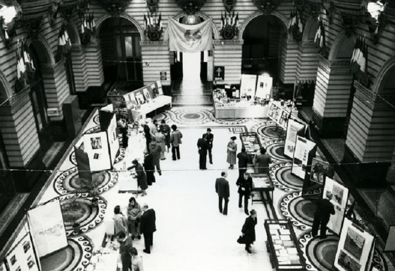 Exposition du FHMV à Tourcoing (1981)