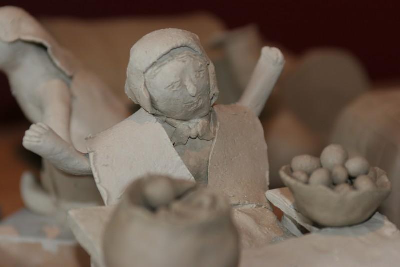Du sculpteur à la sculpture